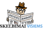 Skelbimai Visiems, free classified ads Website